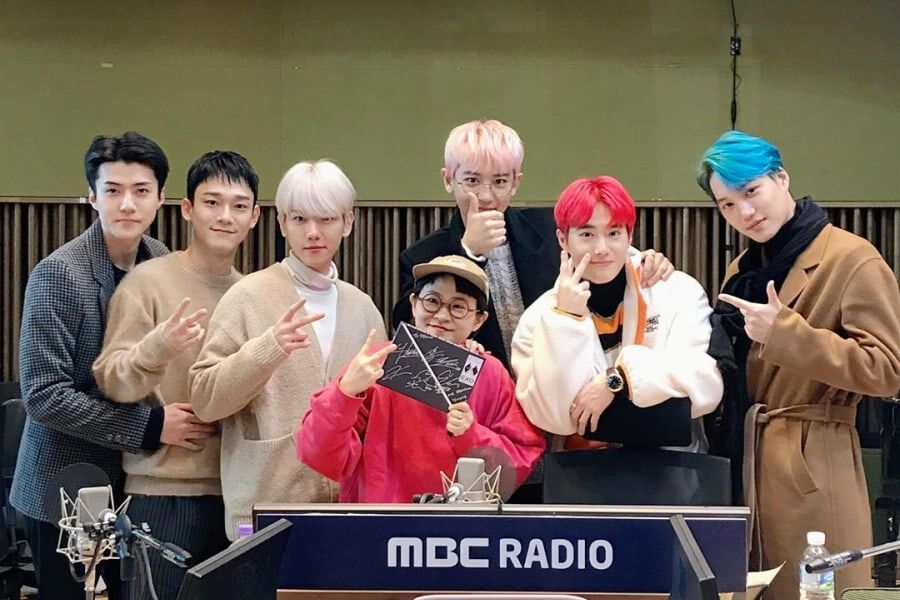 EXO Talks About Which Member's Face They'd Want To Be Reborn With, How Much They Drink, And More