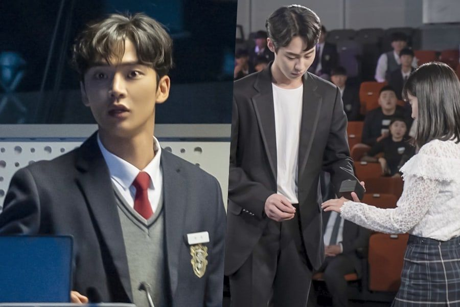 "SF9's Rowoon Tries To Stop Lee Jae Wook And Kim Hye Yoon From Taking Their Relationship To The Next Step In ""Extraordinary You"""