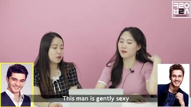 Korean Bros Episode 28: Korean Girls React to Turkish Celebrities for the First time [Korean Bros]