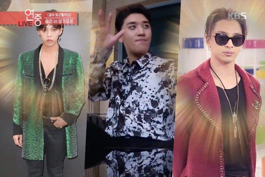 Seungri habla sobre BIGBANG con algunas bromas y mucho orgullo
