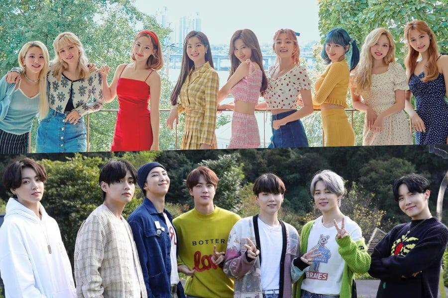 TWICE And BTS Score New Gold Certifications In Japan