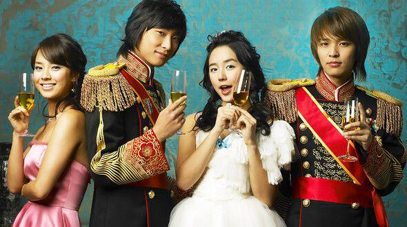 Princess Hours - 궁 - Watch Full Episodes Free - Korea - TV