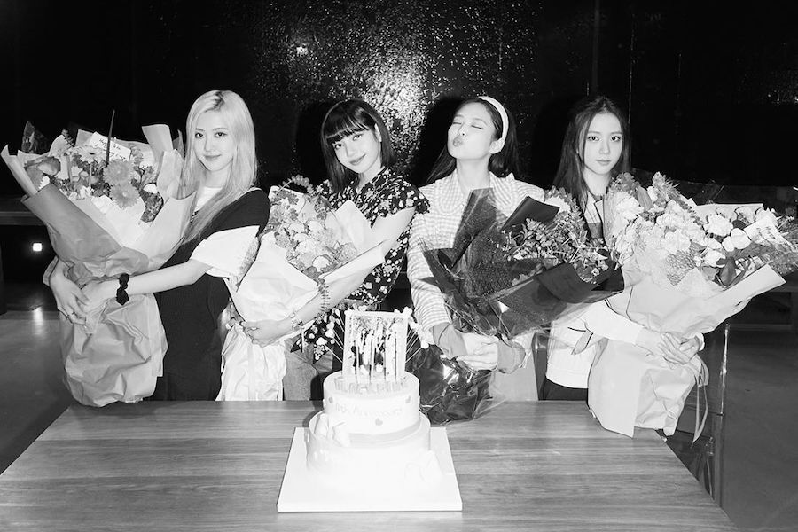 BLACKPINK Celebrates 4th Debut Anniversary With Lots Of Love And Gratitude