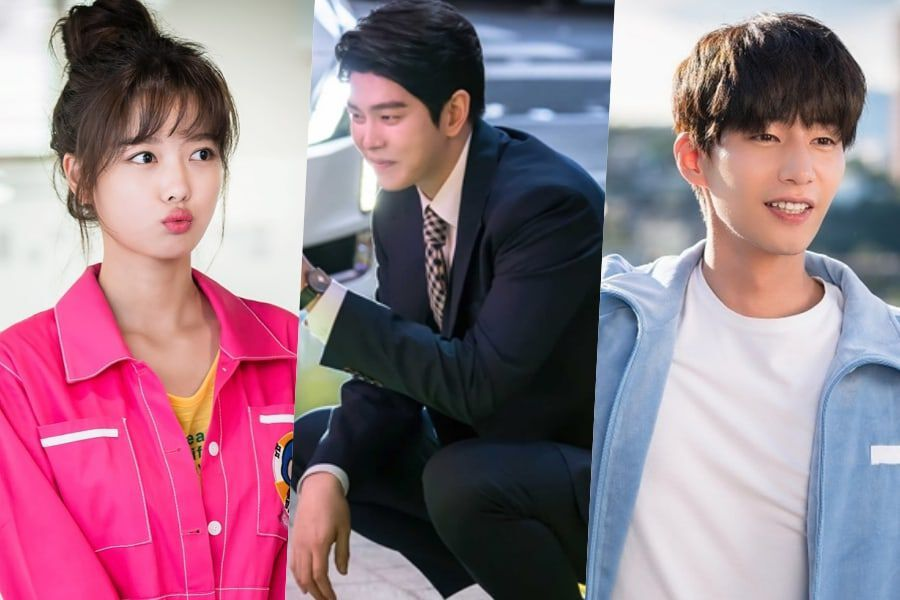 "Kim Yoo Jung, Yoon Kyun Sang, And Song Jae Rim Show Cute Chemistry In ""Clean With Passion For Now"""