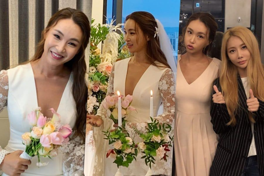 "Choreographer And ""Produce 101"" Trainer Bae Yoon Jung Gets Married"