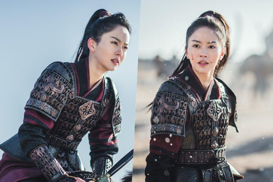 Kim So Hyun Transforms Into Fierce Warrior Princess For New Historical Romance Drama With Ji Soo