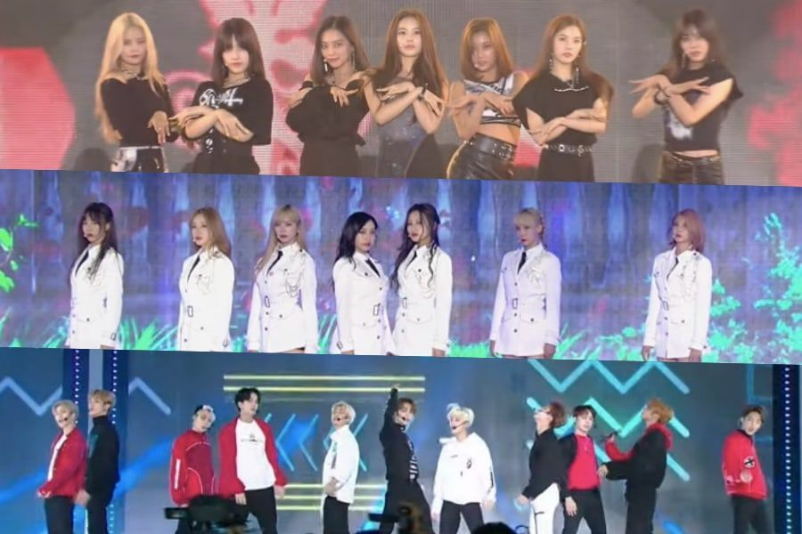 """Watch: CLC, DreamCatcher, The Boyz, EVERGLOW, LOONA, And More Perform At Seoul Music Festival On """"The Show"""""""