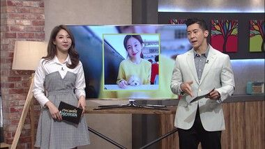 Showbiz Korea Episode 2141: Today's StarPic! Yoo Seung-ho(유승호) & Baek Jin Hee(백진희)