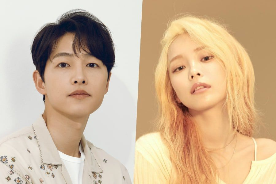 Song Joong Ki Confirmed To Appear In Heize's Upcoming MV