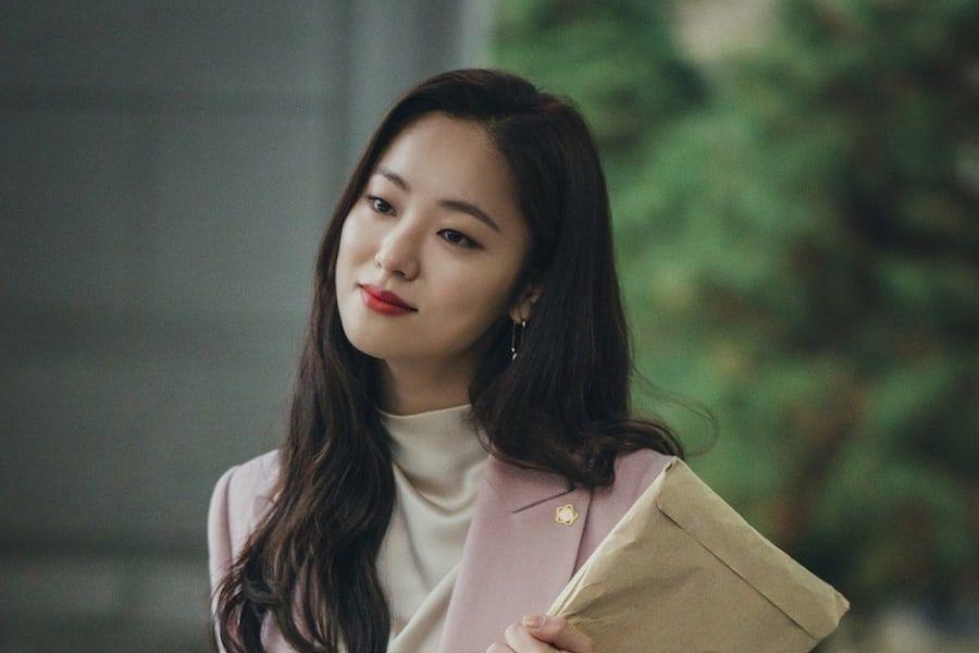 Jeon Yeo Bin dalam drama Vincenzo