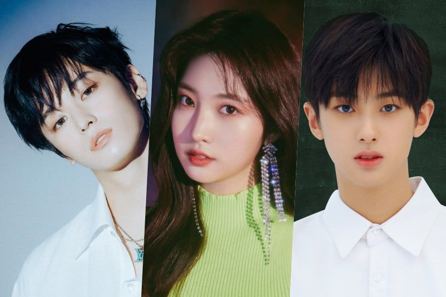 """The Show"" Announces The Boyz's Juyeon, EVERGLOW's Sihyeon, And Kim Min Kyu As New MCs"