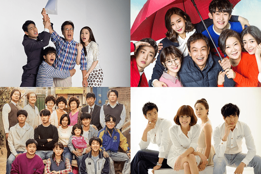 8 Family K Dramas That Will Give You All The Feels Soompi