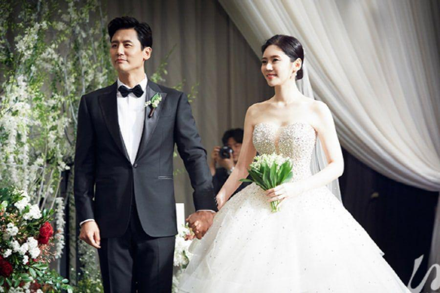 Yu Xiao Guang And Chu Ja Hyun Celebrate Marriage And Son S First