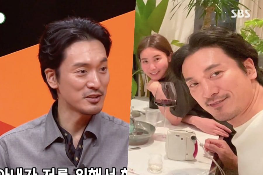 Kim Min Joon Talks About Newlywed Life With Wife Dami Kwon