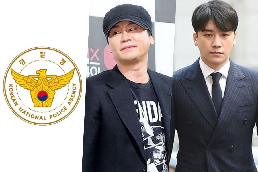Police To Reportedly Question Yang Hyun Suk And Seungri This Week + Receives Assistance From U.S. Authorities