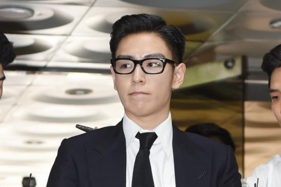BIGBANG's T.O.P Returns To Instagram And Expresses Gratitude To Fans