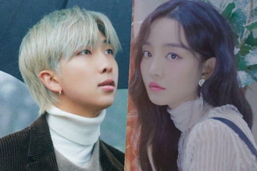 BTS's RM Revealed To Have Collaborated With Younha On Upcoming Track