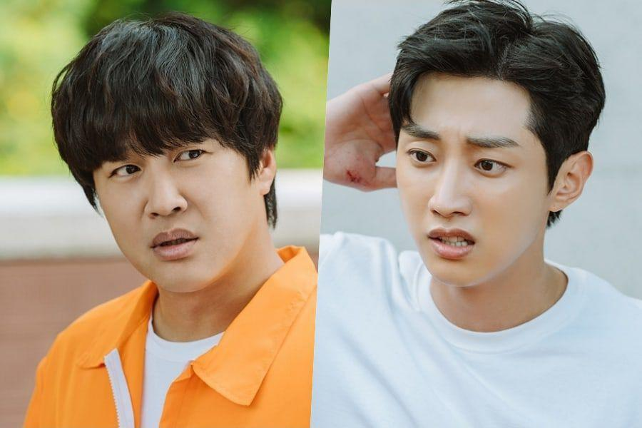 """Jinyoung And Cha Tae Hyun Get Into Heated Argument On """"Police University"""""""