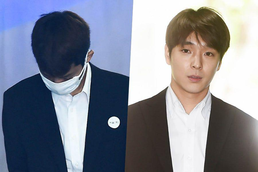 Prosecution Requests Prison Sentences For Jung Joon Young And Choi Jong Hoon's Sexual Crimes
