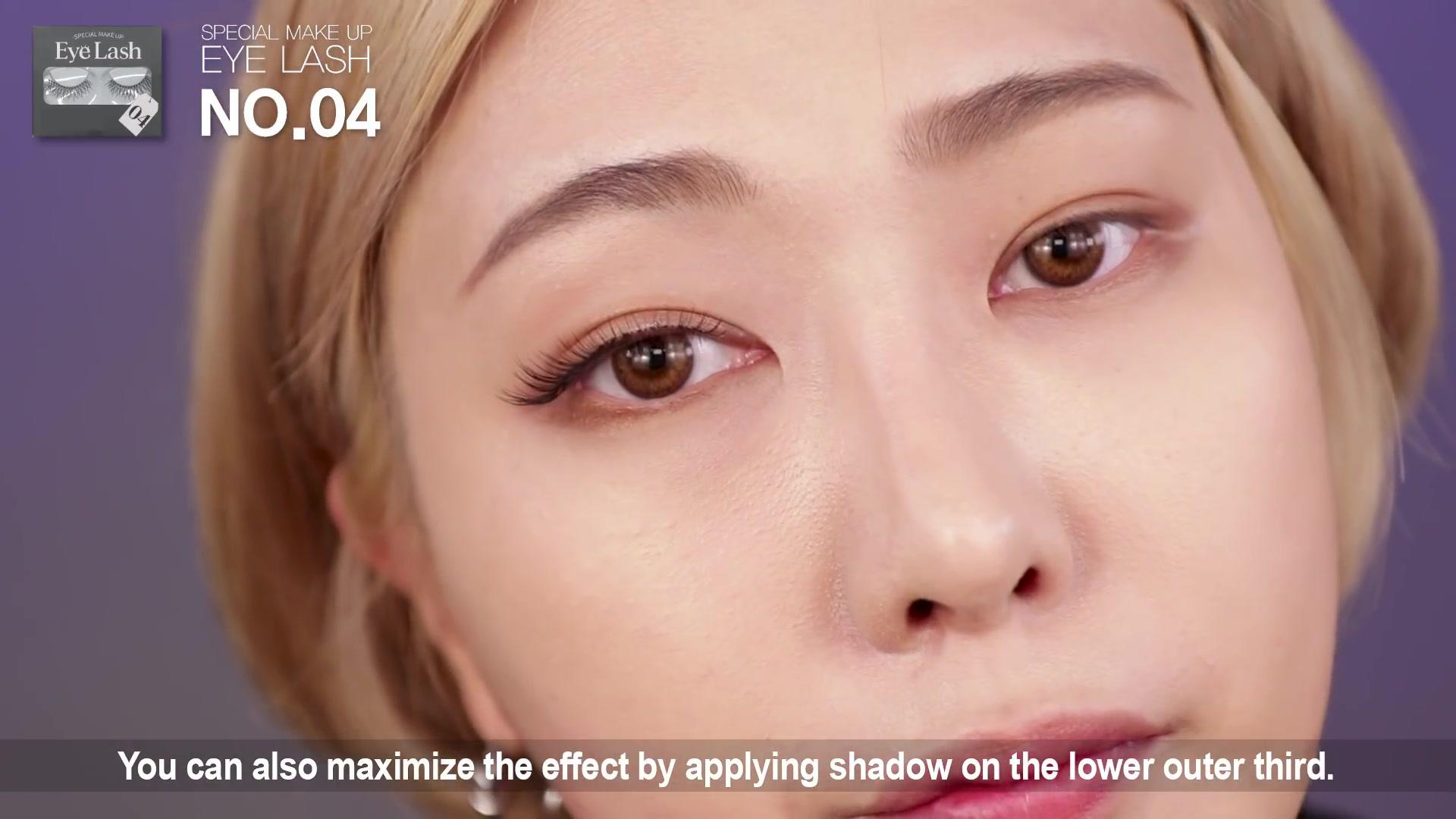 SSIN Episode 201: $1 Korean Daiso Eyelashes Review #2