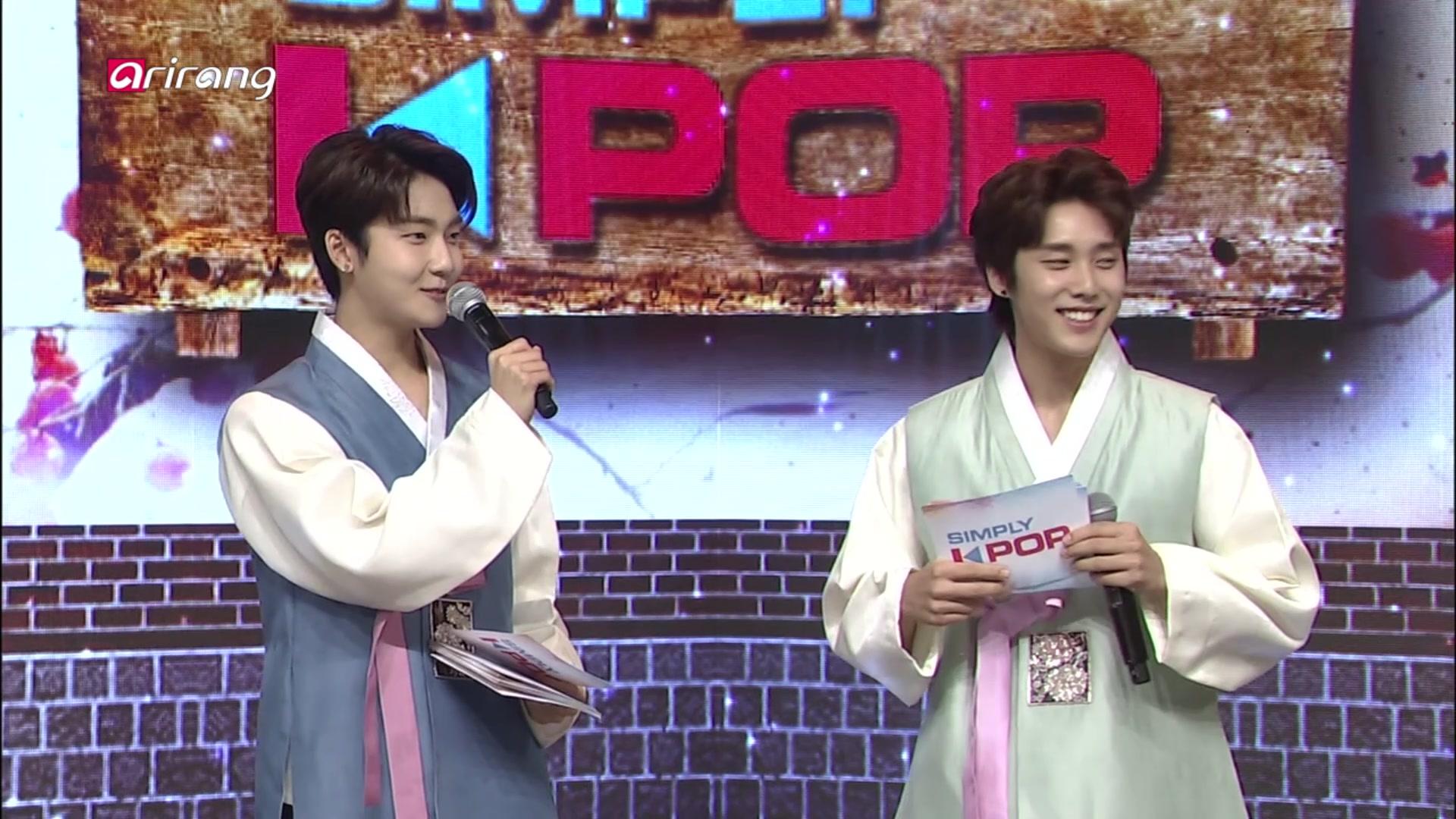 Simplement K-pop Épisode 329