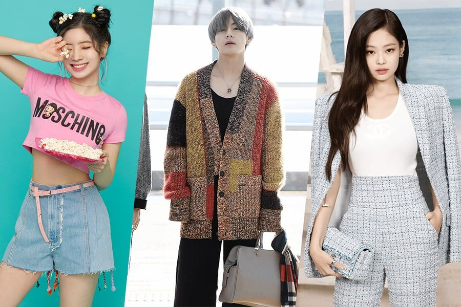 7 Fashion Labels K,Pop Idols Are In Love With
