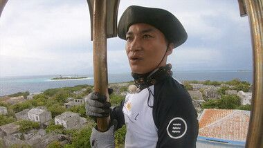Law of the Jungle Episode 342