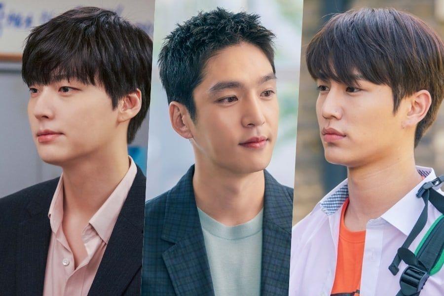 La Proxima Comedia Romantica De Ahn Jae Hyun Love With Flaws Revela Vistazo De Sus Guapos Actores Soompi Los protagonistas de nosotros los guapos regresarán a la pantalla convertidos en todos unos millonarios. love with flaws