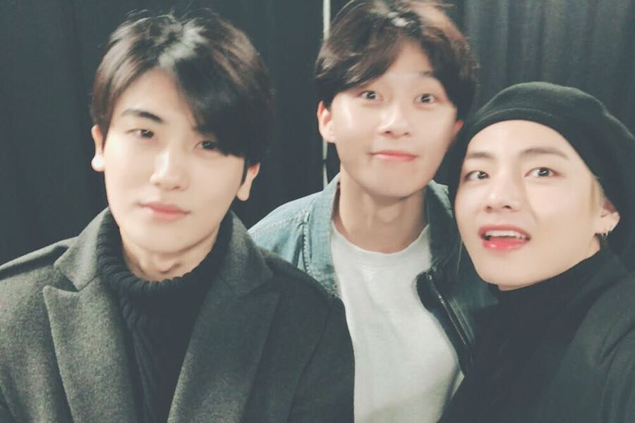 Park Seo Joon Speaks About Warm Mutual Support With Friends From