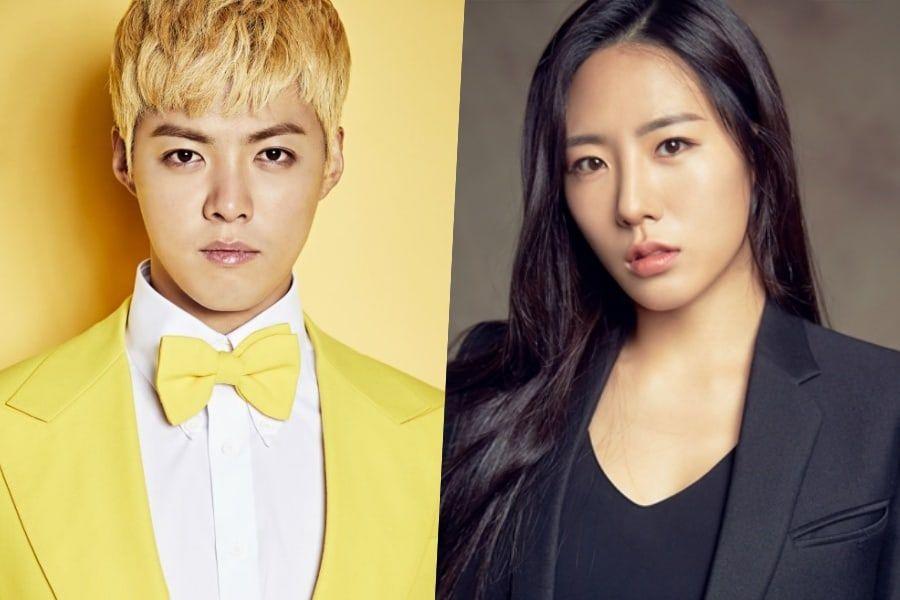 Kangnam dan Lee Sang Hwa