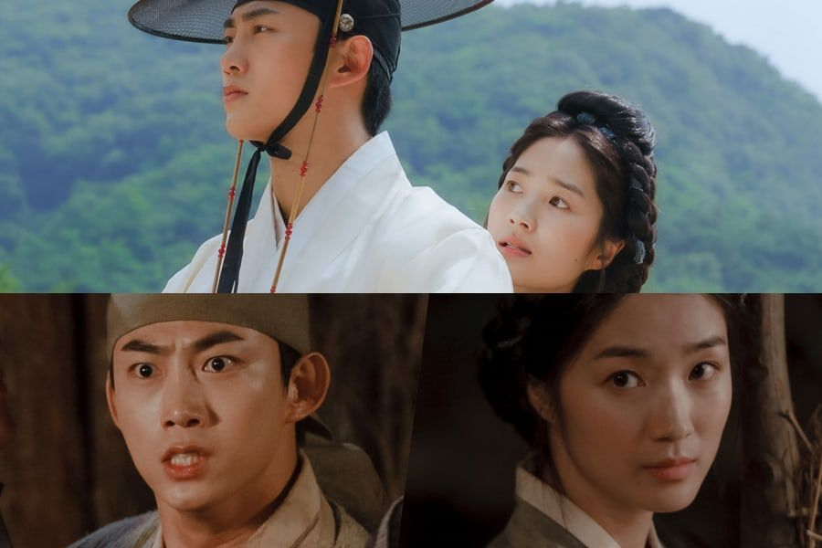 """2PM's Taecyeon And Kim Hye Yoon's Intriguing Relationship Is Full Of Ups And Downs In """"Secret Royal Inspector Joy"""""""