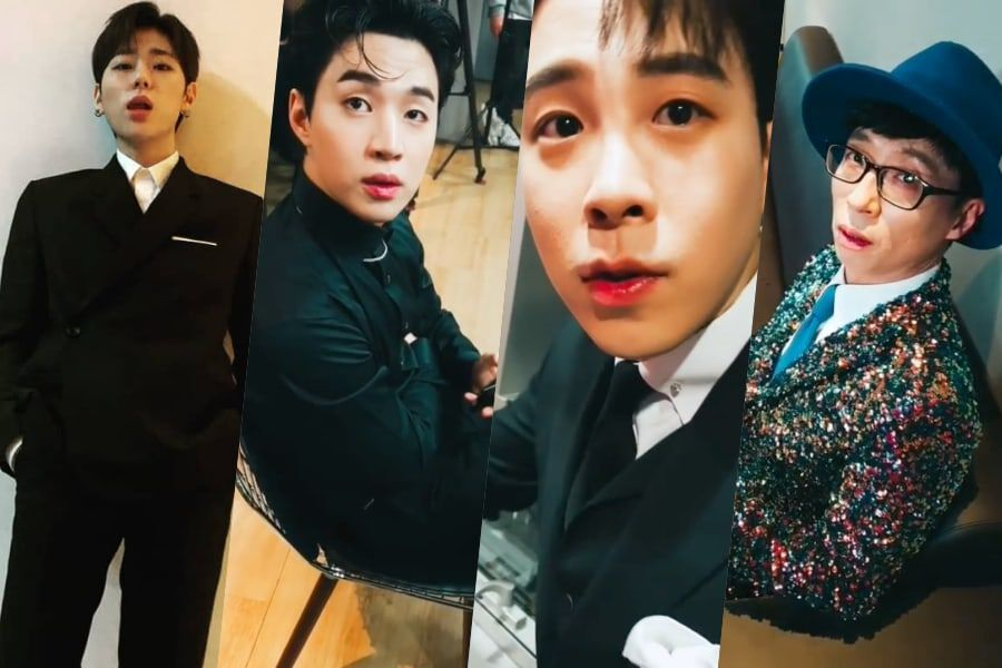 Watch: Block B's Zico Asks Henry, P.O, Yoo Jae Suk, And More For An Intriguing Favor