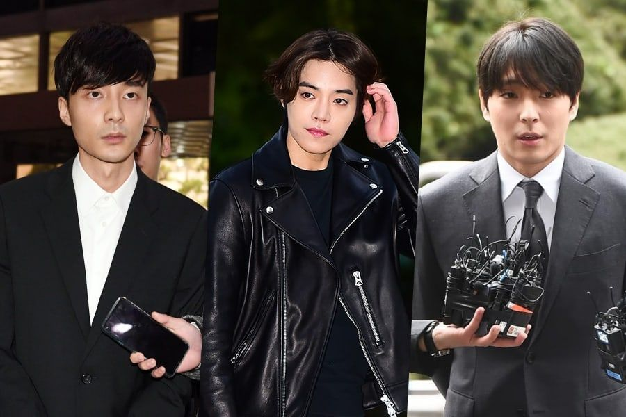 Roy Kim And Eddy Kim Admit To Sharing Illegally Taken Photos + Choi Jong Hoon Admits To Illegal Filming