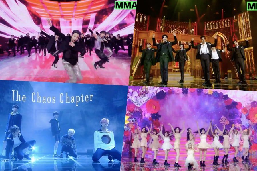 Watch: Performances From Melon Music Awards 2020