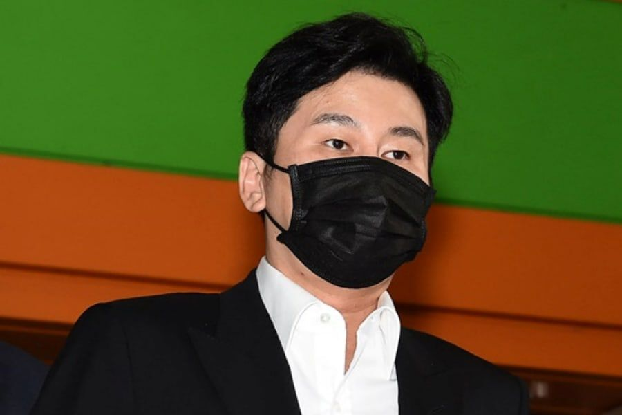 Prosecution Demands 10-Million-Won Fine For Yang Hyun Suk On Gambling Charges