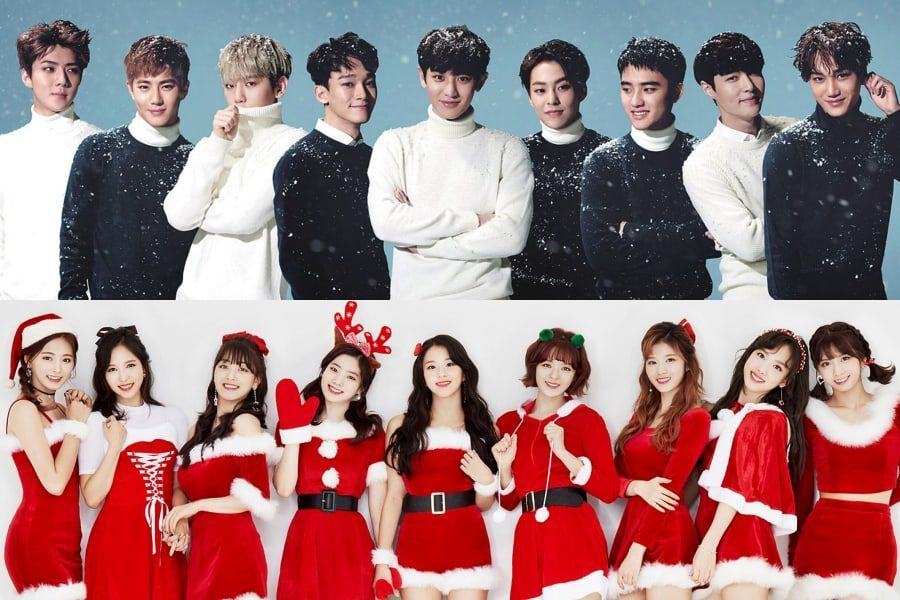 11 K-Pop Tracks For Your Perfect Winter Holiday Playlist