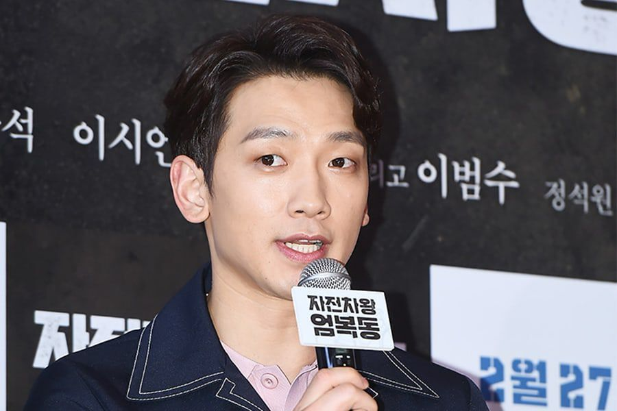Rain In Talks To Star In New MBC Legal Drama
