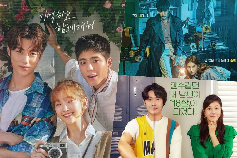 """""""18 Again"""" And """"Zombie Detective"""" Go Head-To-Head In Premiere Ratings As """"Record Of Youth"""" Holds On To Lead"""