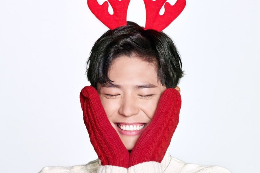 "Listen: Park Bo Gum Wishes Fans A ""Happy Merry Christmas"" With New Song"
