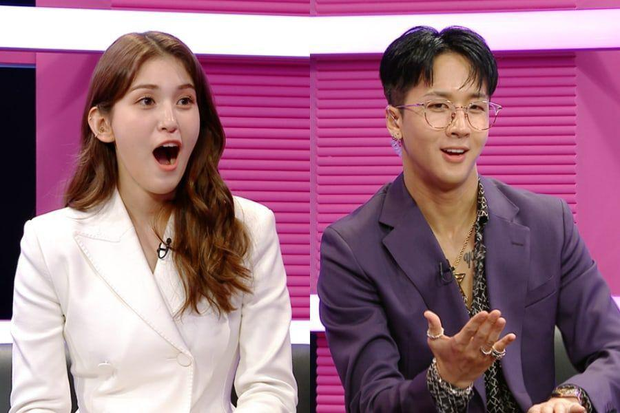 Jeon Somi And VIXX's Ravi Talk About Hosting New Dating Reality Show With Celebrity Couples