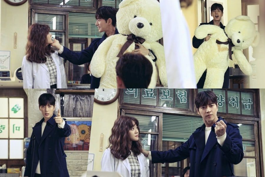 "Park Hae Jin Is Ready To Claim Jo Bo Ah's Heart With An Affectionate Surprise In ""Forest"""