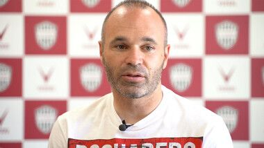 Iniesta TV: Interviews Episode 17: After 1 year in Japan #1