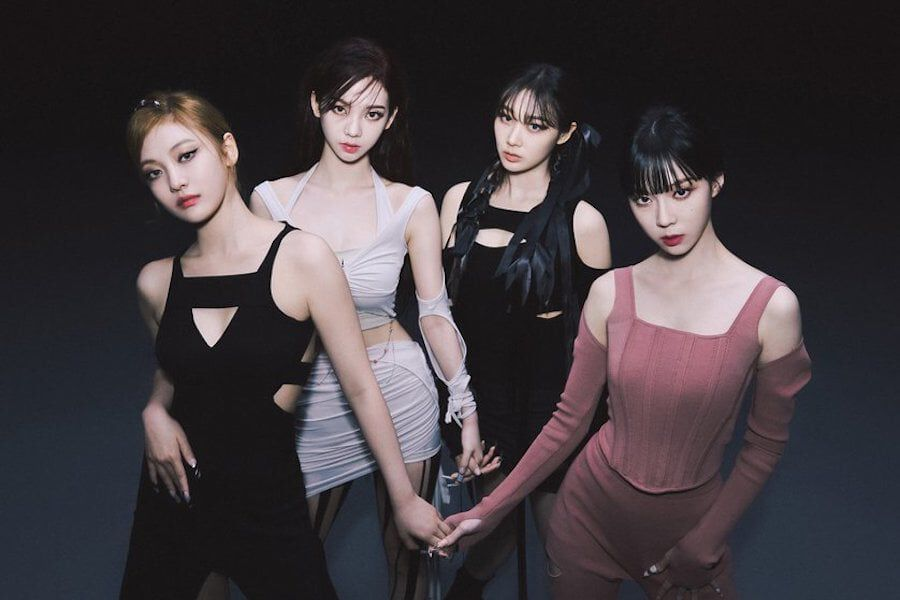 """Update: aespa Shows Their Connection In Group Teaser For """"Savage"""" Comeback"""