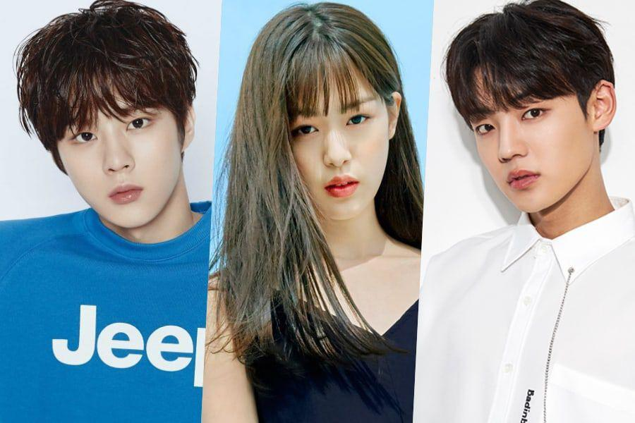 Han Sung Min, A.C.E's Chan, And More To Join Kim Woo Seok In New Web Drama