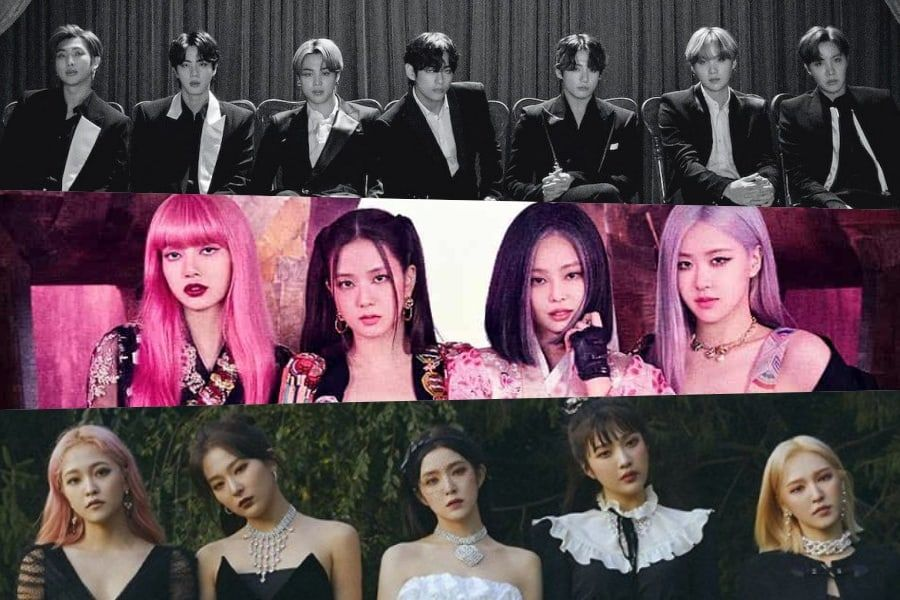 July Idol Group Brand Reputation Rankings Announced