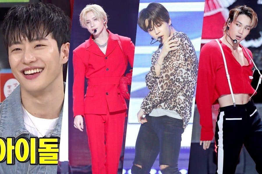 BIGSTAR's Feeldog Names Top 7 Idol Dancers
