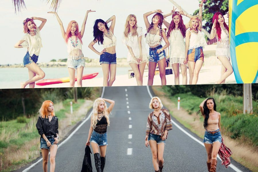 15 K-Pop Music Videos Shot In Gorgeous Places You Should Visit At Least Once   Soompi