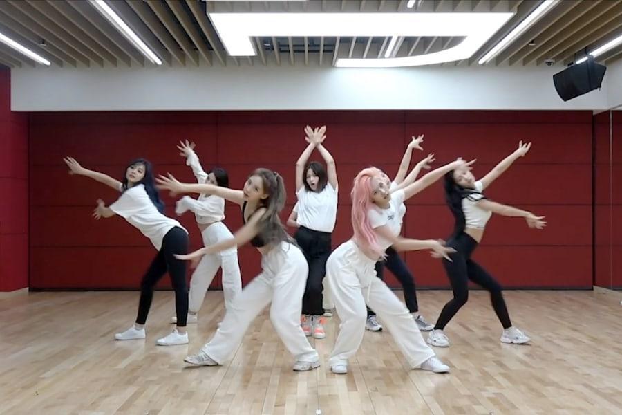 "Watch: TWICE Slays In Fierce New Dance Practice Video For ""Feel Special"""