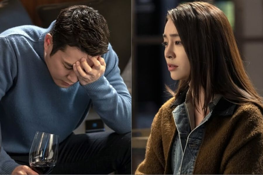 Joo Sang Wook And Lee Min Jung Show Cracks In Their