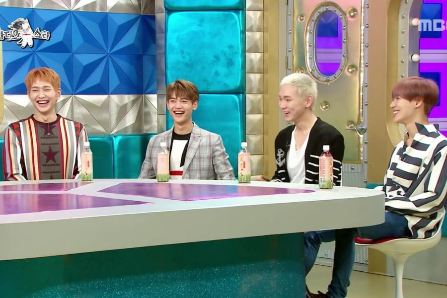 SHINee Shares How They Really Feel About Minho's Legendary